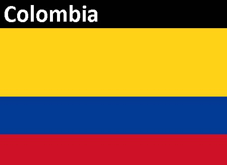 Flag of Colombia to open Colombia page on Wagyu International website