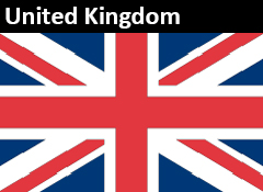 United Kingdom and Great Britain flag